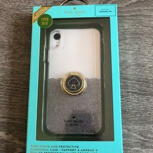 BNWT Kate spade iPhone XR hard shell case
